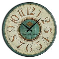 Frank Ray Mdf Wall Clock 60cm 3b176