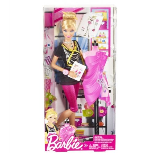Barbie Com Fashion Designer