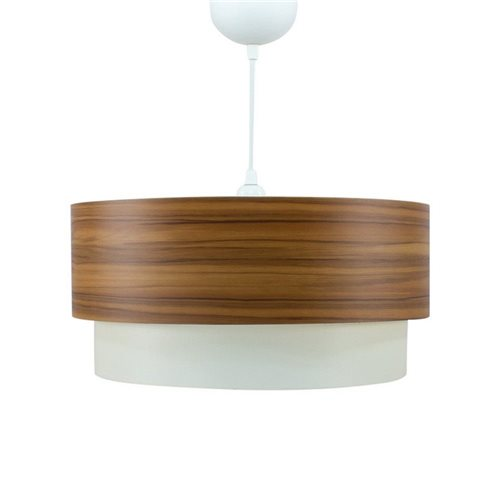 Crea Lighting/ Doubleshade Naturel Yatak Odası Set/wood/elma