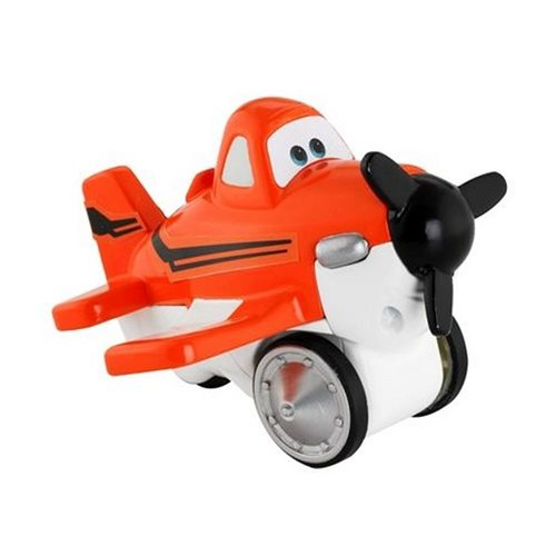 Fisher Price Y5596 Planes Rev N Go Dusty