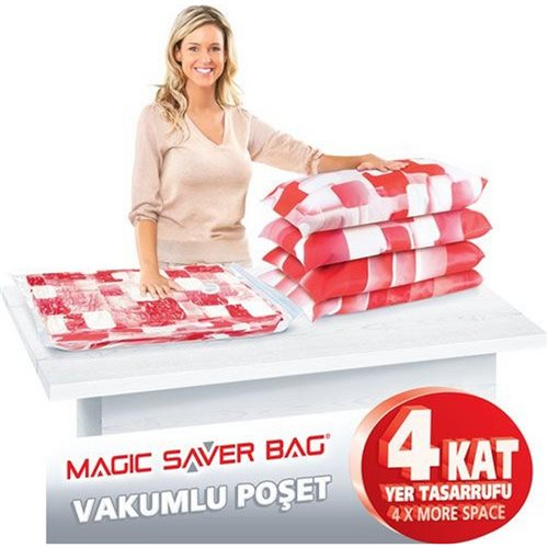 Magic Saver Bag 9 Lü Seyahat Seti-2