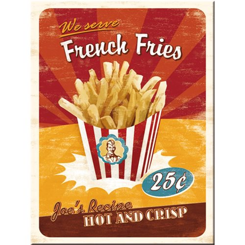 french fries and carla s mind Late-breaking bulletin: nicolas sarkozy and the appeal he has for carla bruni so what's the people to suggest french fries be.